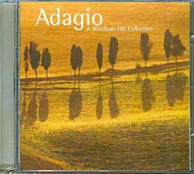 CD MUSICA | CD MUSICA ADAGIO (WINDHAM HILL COLLECTION)