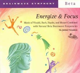 CD MUSICA | CD MUSICA ENERGIZE & FOCUS (DR. JEFFREY THOMPSON)