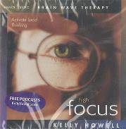 CD MUSICA | CD MUSICA HIGH FOCUS (KELLY HOWELL)
