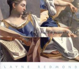 CD MUSICA | CD MUSICA INVOKING THE MUSE (LAYNE REDMOND)
