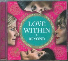 CD MUSICA | CD MUSICA LOVE WITHIN BEYOND