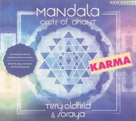 CD MUSICA | CD MUSICA MANDALA CIRCLE OF CHANT (TERRY OLDFIELD & SORAYA)