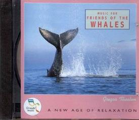 CD MUSICA | CD MUSICA MUSIC FOR FRIENDS OF THE WHALES