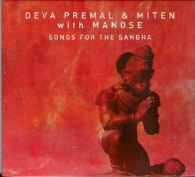 CD MUSICA | CD MUSICA SONGS FOR THE SANGHA (DEVA PREMAL & MITEN & MANOSE)