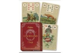 TAROTS LO SCARABEO | ORACLE GOLDEN LENORMAND