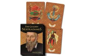 TAROTS LO SCARABEO | ORACLE THE GOLDEN NOSTRADAMUS