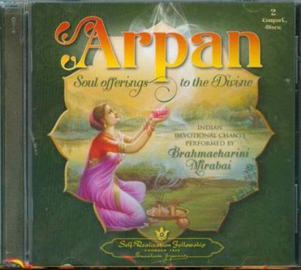 CD MUSICA | ARPAN: SOUL OFFERINGS TO THE DIVINE (CD)