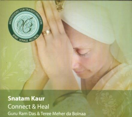 CD MUSICA | CD MUSICA CONNECT & HEAL (SNATAM KAUR)