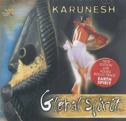 CD MUSICA | CD MUSICA GLOBAL SPIRIT (KARUNESH)