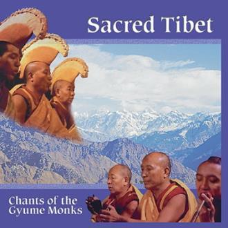 CD MUSICA | CD MUSICA SACRED TIBET: CHANTS OF THE GYUME MONKS