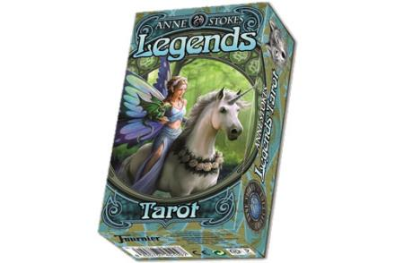 TAROTS Y OTRAS CARTAS | LEGENDS TAROT ANNE STOKES