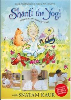 CD Y DVD DIDÁCTICOS | SHANTI THE YOGI. MOUNTAIN ADVENTURE